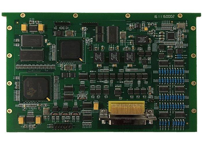 FPGA信息处理主板SMT贴片加工案例