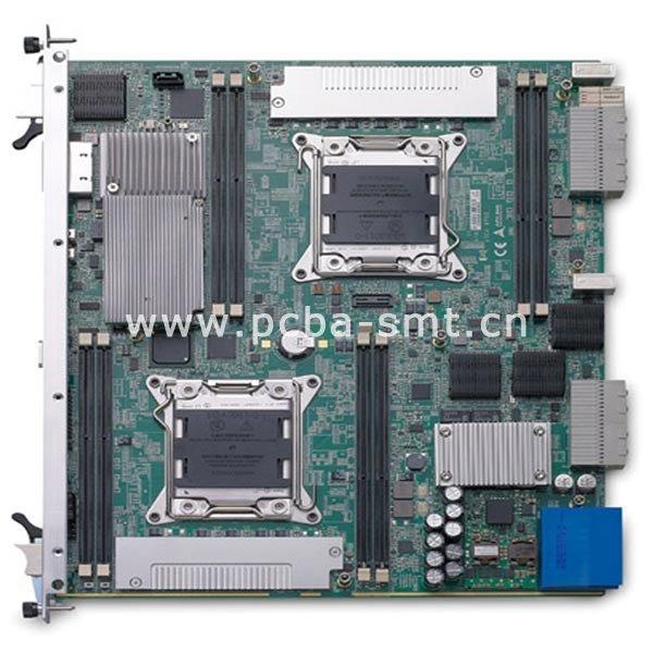 AdvancedTCA处理器刀片主板smt贴片加工厂
