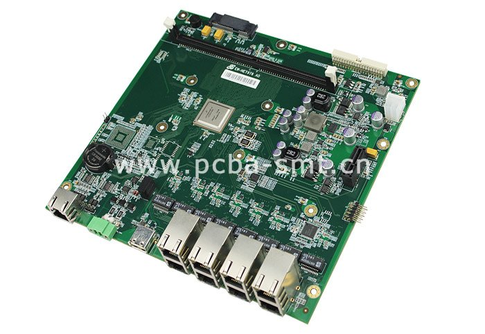 NXP安全监测装置PCBA贴片加工