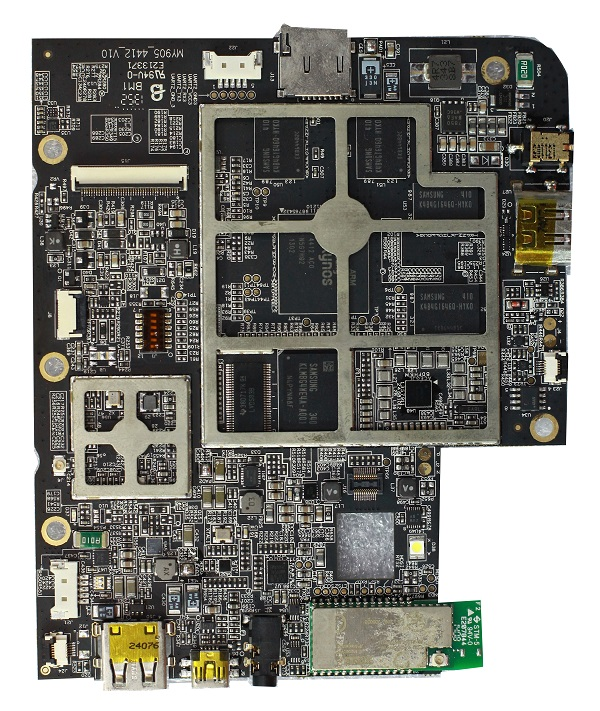 安卓主板SMT贴片加工厂