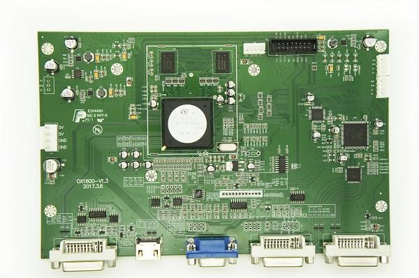 医疗仪器设备主板SMT贴片