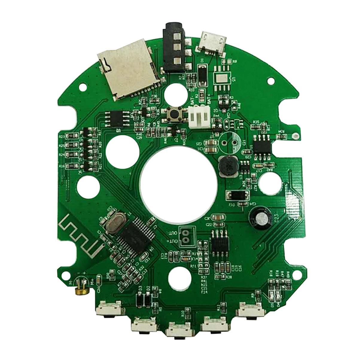 触屏AI蓝牙智能音箱smt贴片加工厂,OEM/ODM包工包料