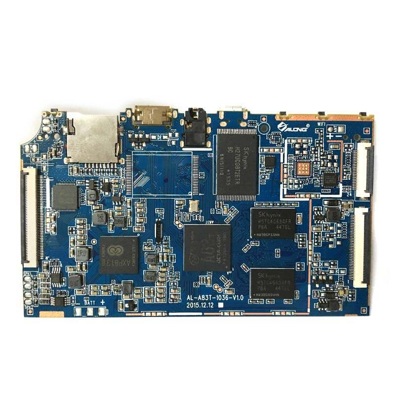 75C-MID平板电脑PCBA板贴片加