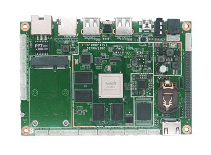 RK3288通用主板smt贴片代工