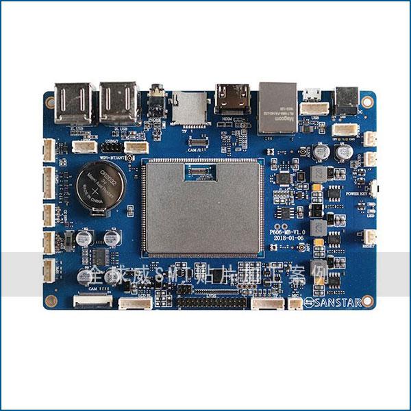 通讯产品smt加工厂-pcba贴片加工-DIP插件加工厂