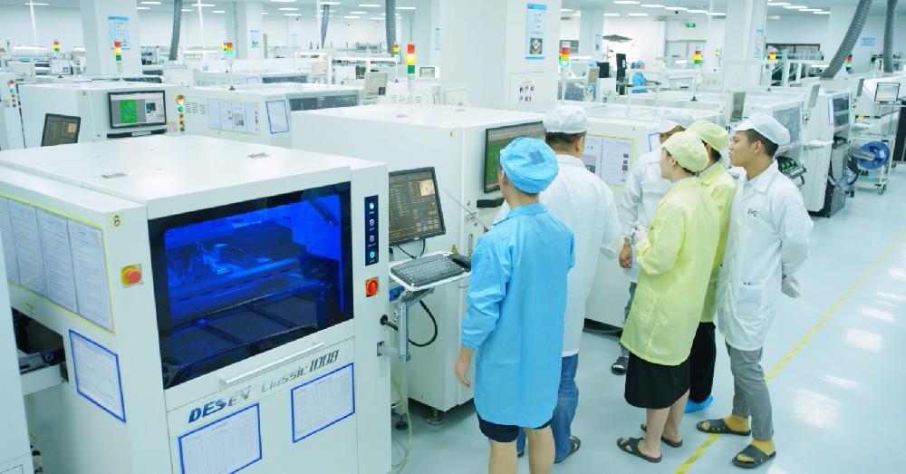 锡膏自动印刷机