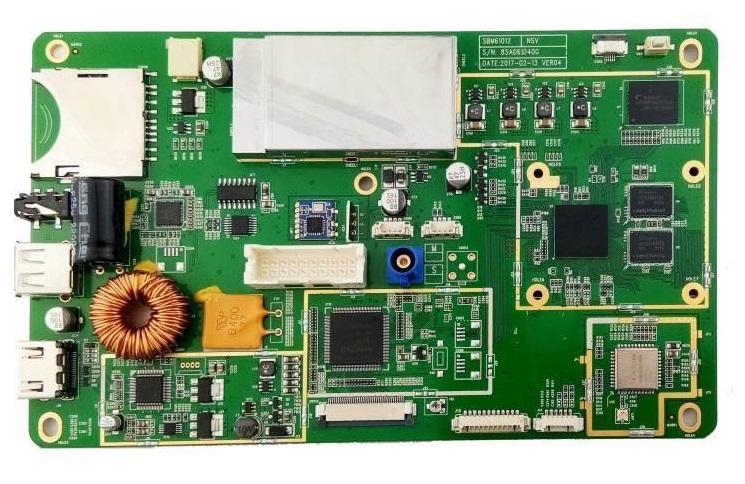 尿液沉渣分析仪PCBA加工
