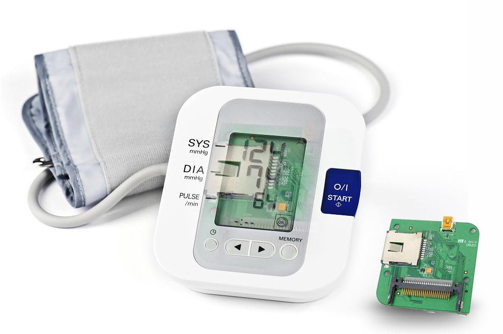 医疗健康产品深圳SMT加工厂提供PCBA一站式加工