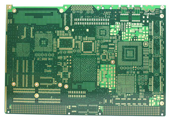 14层盲埋孔PCB电路板 服务