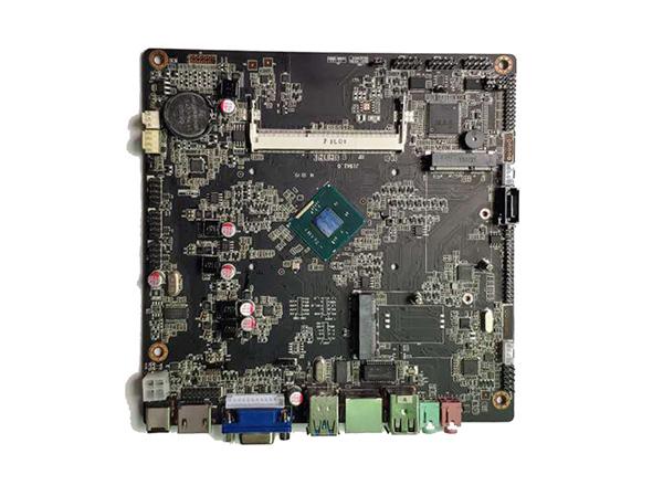 J1900工控电脑主板smt贴片加