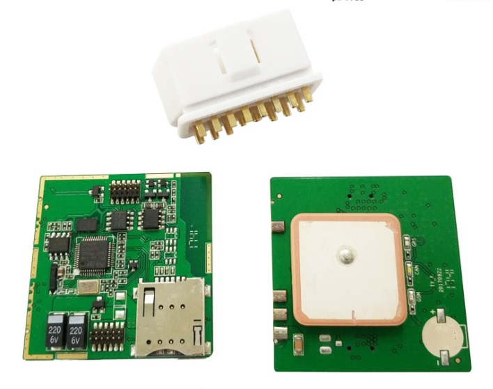 汽车检测仪OBD模块SMT贴片