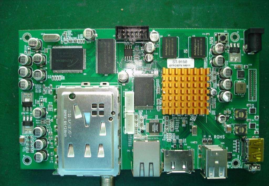 smt加工_PCBA电路板组装_S