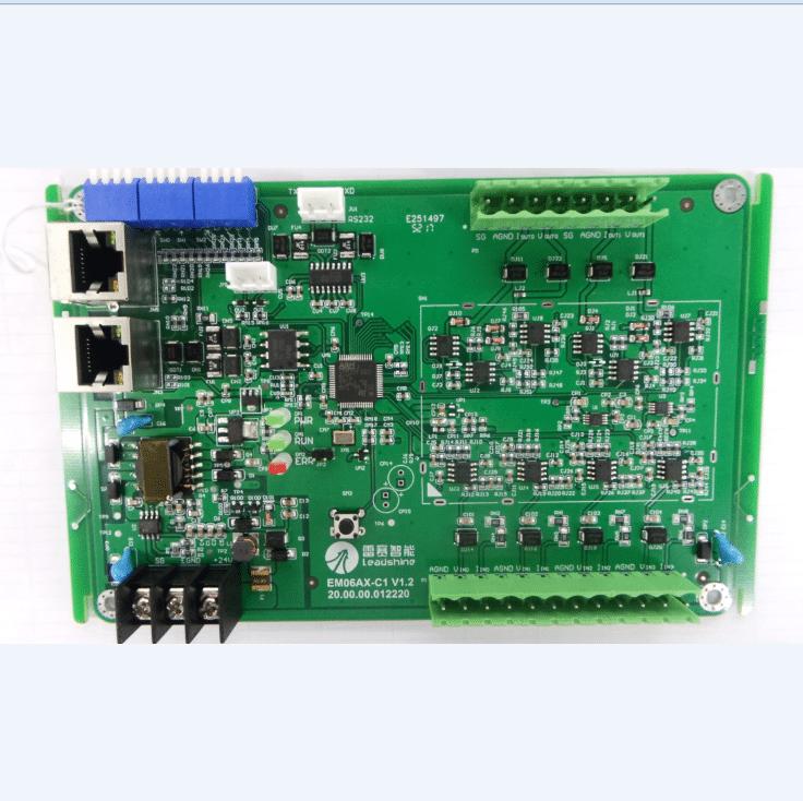 pcba贴片加工厂:自动驾驶通讯控制主板pcba加工