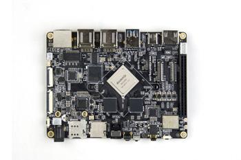 RK3399—ARM架构嵌入式主板smt贴片代工_PCBA生产厂家