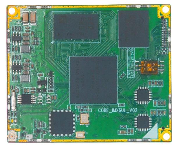 NXP ARM9嵌入式主板SMT贴片代工_PCBA贴片加工厂