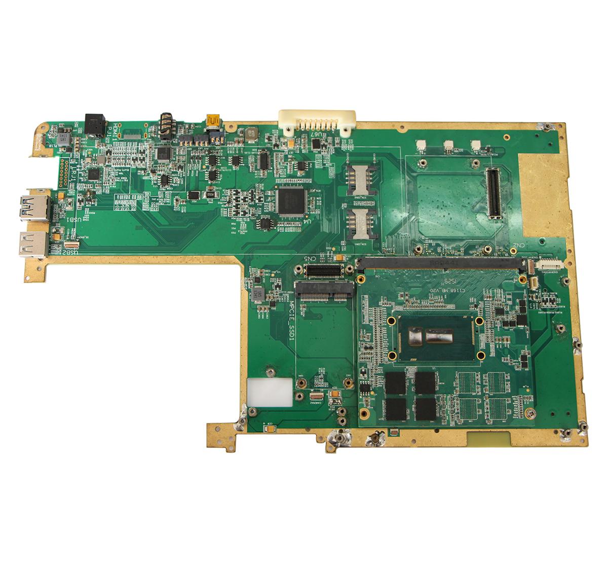 工控核芯板smt代工厂_PCB
