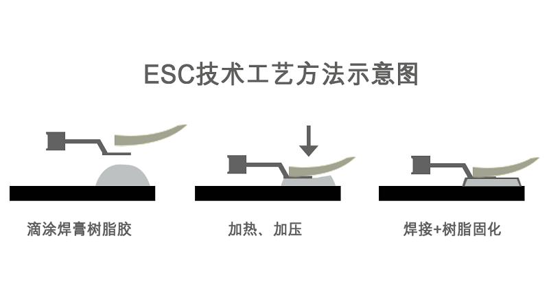 ESC技术工艺