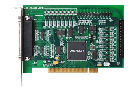 PCI四轴运动控制卡smt加工-smt贴片加工厂-DIP插件加工厂