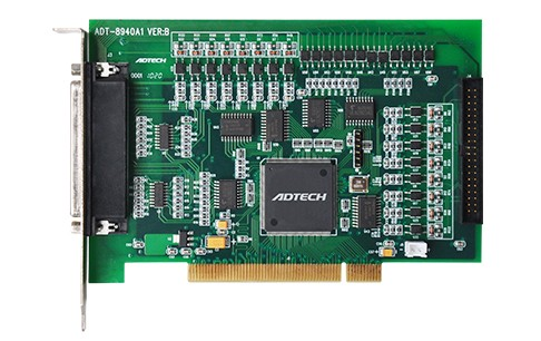 PCI四轴运动控制卡smt加工
