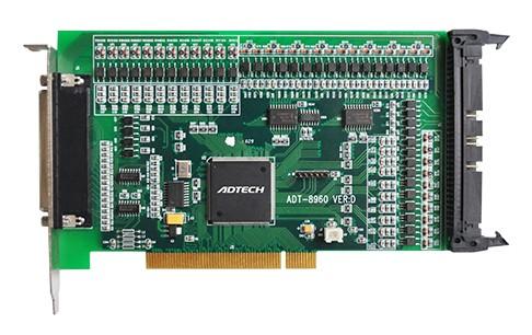 PCI六轴运动控制卡SMT贴片