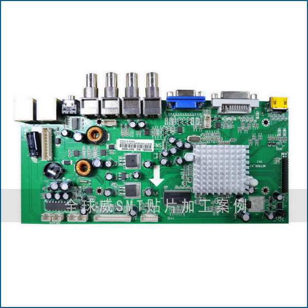 电子组装-pcba贴片加工-SMT贴片加工-pcb贴片代工代料-BGA焊接
