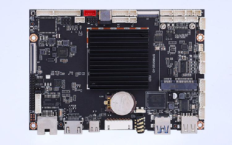 RK3399 AIoT人工智能安卓主板pcba来料加工