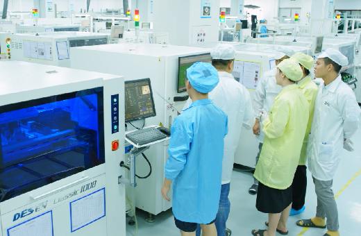 smt加工厂的生产设备为什么重要?